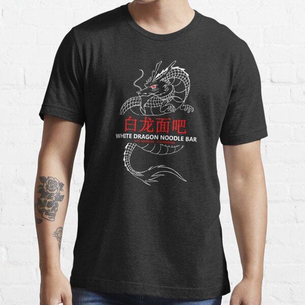 White Dragon Noodle Bar Essential T-Shirt