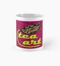 Tea Art - Liu An Gau Pian  Classic Mug