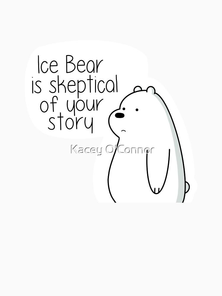 Ice Bear by kaceyoconnor