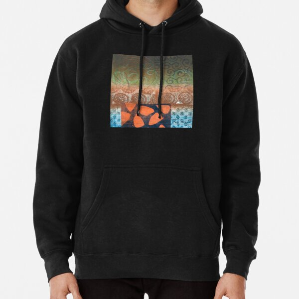 Possibility of Secret Wishes Pullover Hoodie