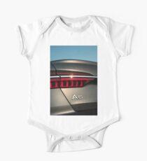 Audi Photographic Print Baby Body Kurzarm