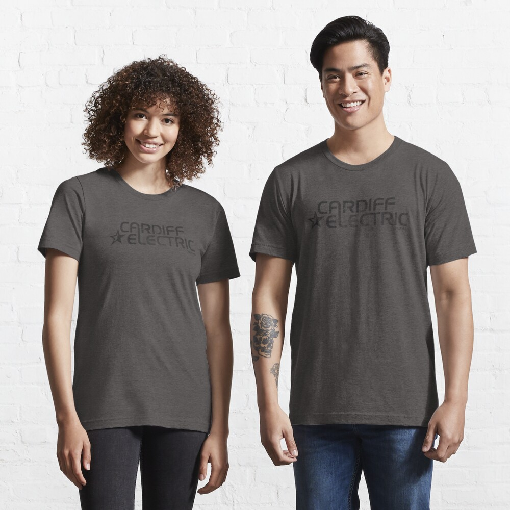 Cardiff Electric Essential T-Shirt