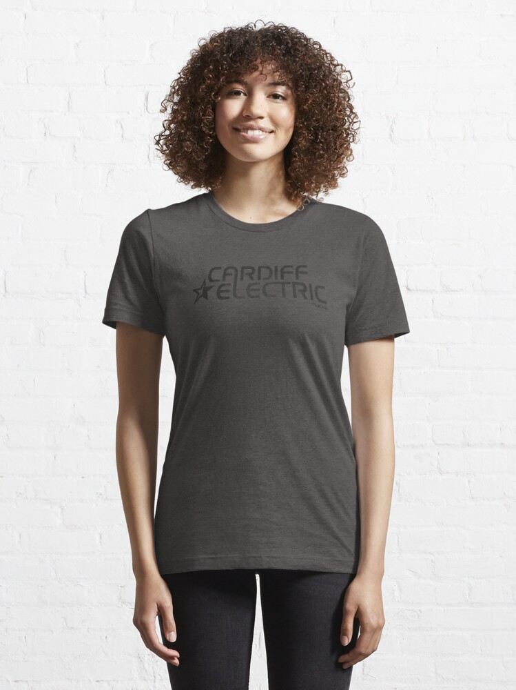 Alternate view of Cardiff Electric Essential T-Shirt