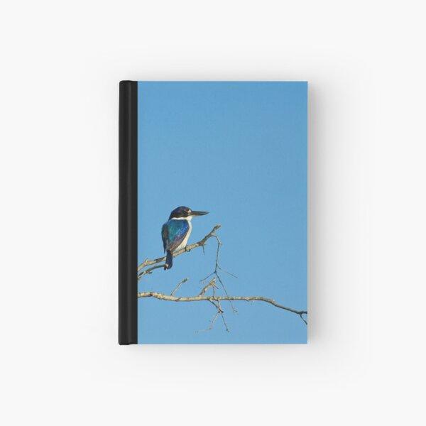 Forest Kingfisher - Kakadu National Park, NT Hardcover Journal