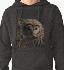 Barred Owl Hoodie T-Shirt