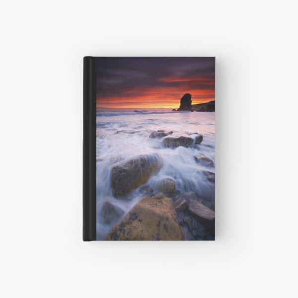 Winters dawn Hardcover Journal