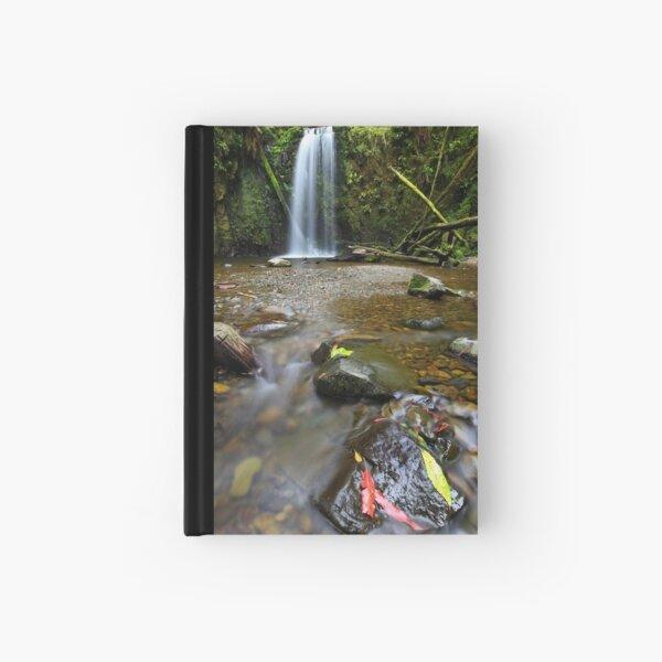 Mariners Falls, Otways National Park, Australia Hardcover Journal