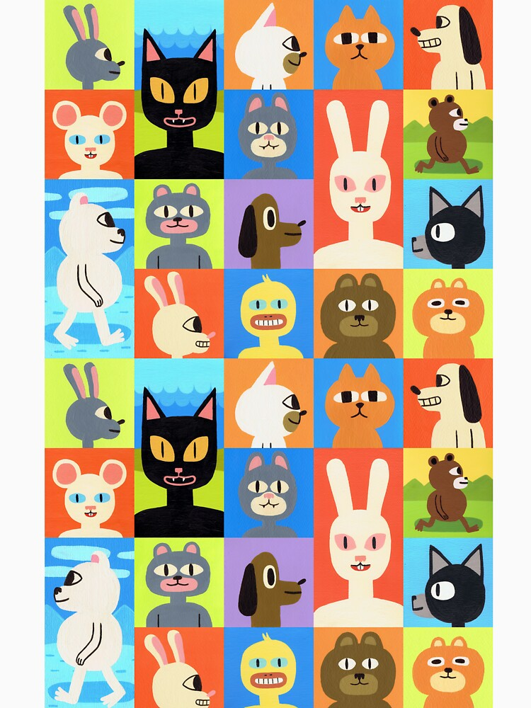 Critters by ChubbyTown