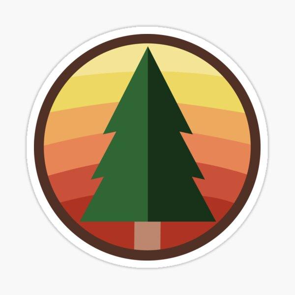 Pineguard Patch Sticker