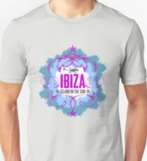 ibiza - island in the sun Unisex T-Shirt