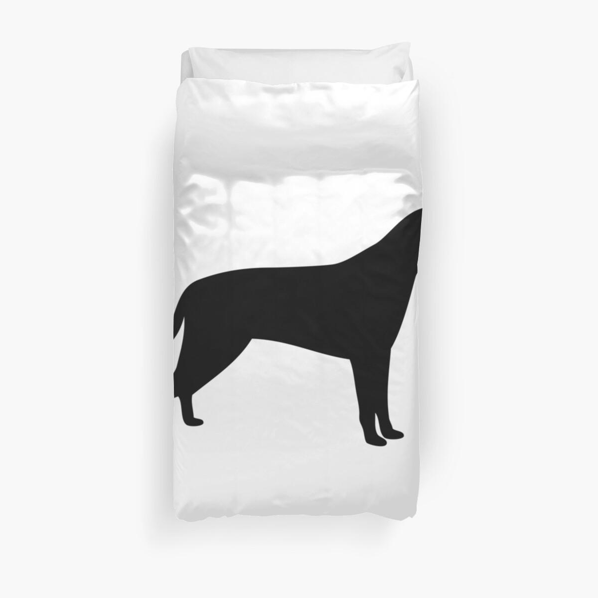 «Labrador Retriever Shilouette» de dogemporium