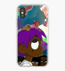 Lil Uzi Vert vs The World album cover iPhone-Hülle & Cover