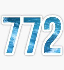 772 Sticker