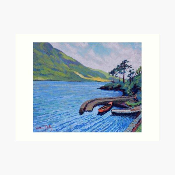Doolough (County Mayo, Ireland) Art Print