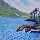 Doolough (County Mayo, Ireland) by eolai