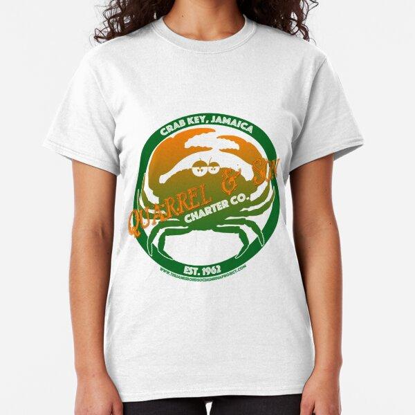 Quarrel & Son Charter Co. Est. 1962 Classic T-Shirt