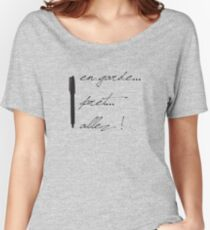 Fencing Tool Women's Relaxed Fit T-Shirt