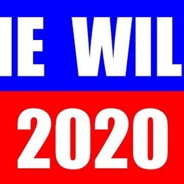 Marianne Williamson for President 2020 Sticker Decal Shirt Mug by merkraht