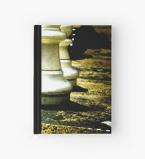 our blood stains the earth Hardcover Journal