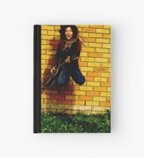 Spring Strings Hardcover Journal