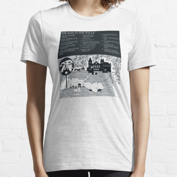 The Rats in the Walls cutaway Essential T-Shirt