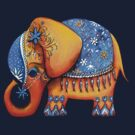 The Littlest Elephant TShirt by Karin Taylor