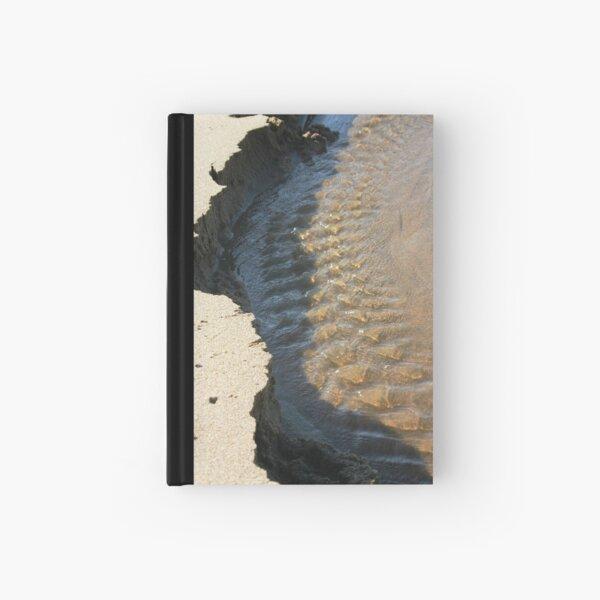Tide Pool Hardcover Journal