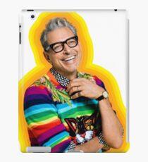 Vinilo o funda para iPad Jeff Goldblum de la felicidad