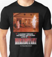 Retro Erbfeuer Unisex T-Shirt