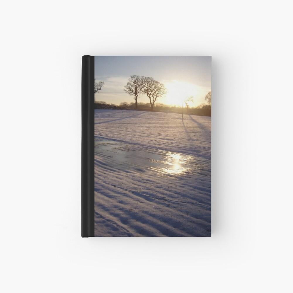 Dalmeny Winter Sun Hardcover Journal
