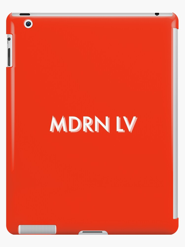 sale retailer 8493d 1dce9 'MDRN LV Picture This' iPad Case/Skin by mareike95