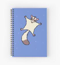 Sugar Glider Spiral Notebook