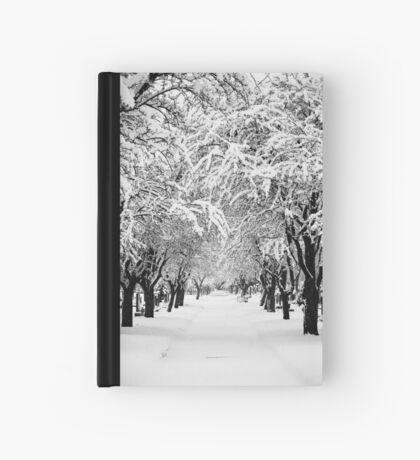 Deep Snow Hardcover Journal