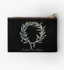 Crown - custom >> add your name! Studio Pouch