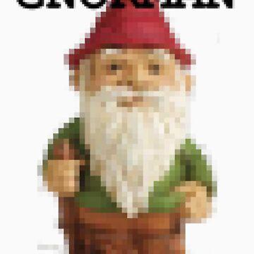 Gnorman - pixelated by stoneham
