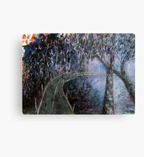The Pass Metal Print