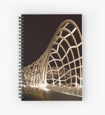 Wormhole Spiral Notebook