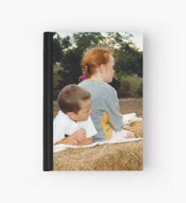 Hay Stack Hardcover Journal