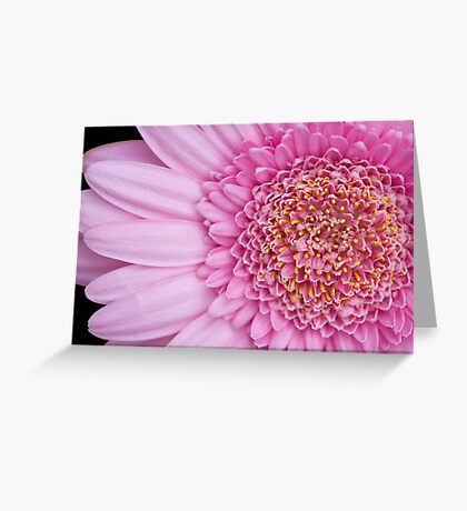 Mostly Pink Greeting Card