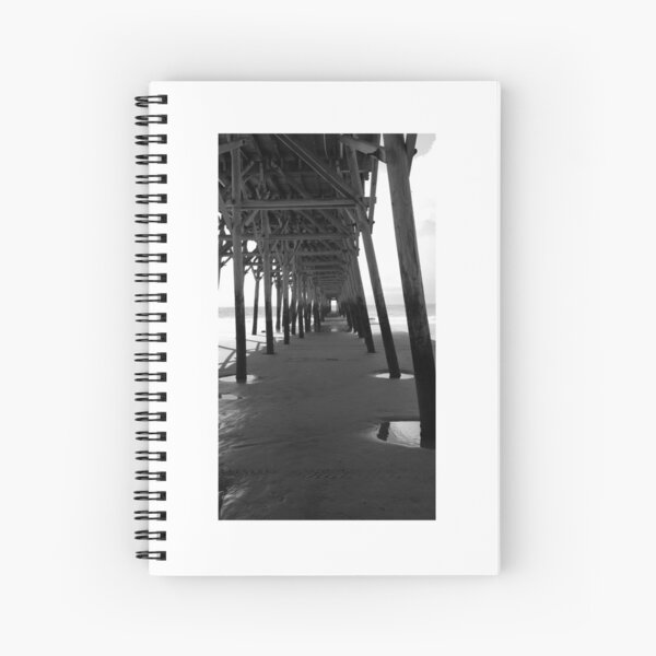 Myrtle Spiral Notebook