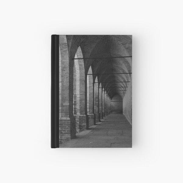 Arches at L' Agenzia di Pollenzo Hardcover Journal
