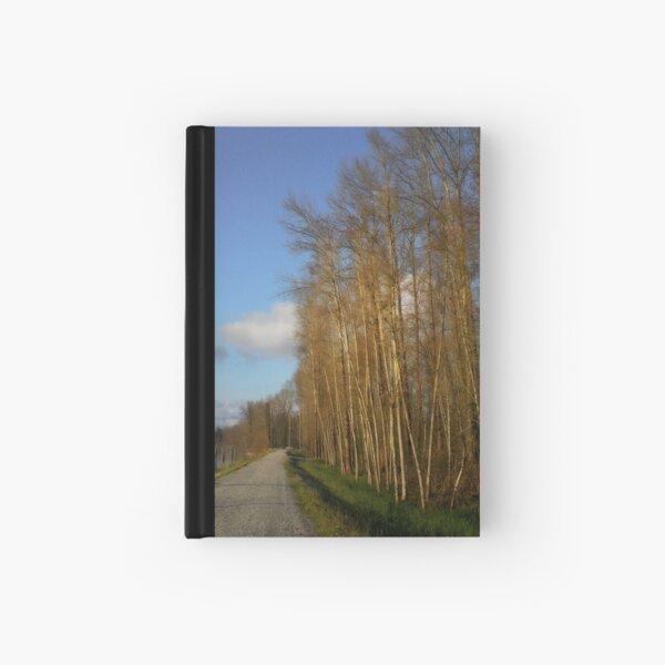 River walk 2 Hardcover Journal