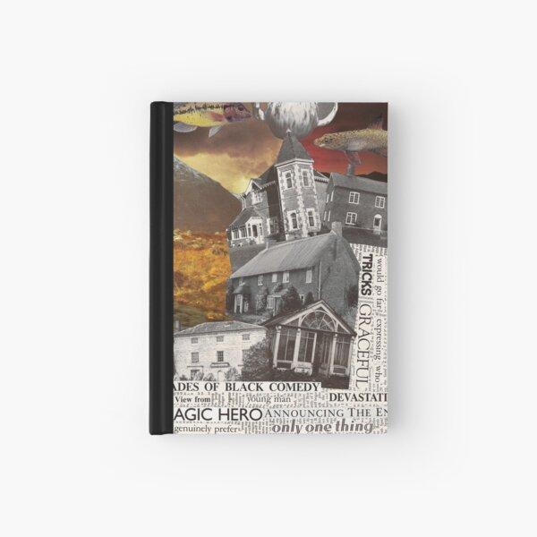 only one thing Hardcover Journal