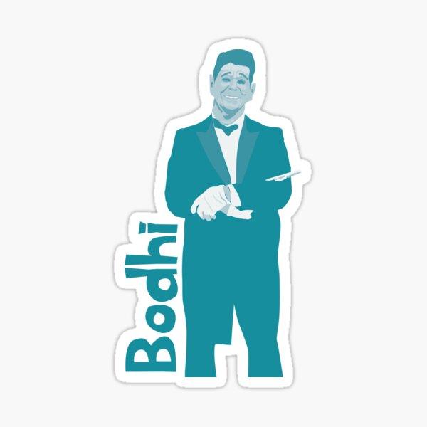 Bodhi - ex president Sticker