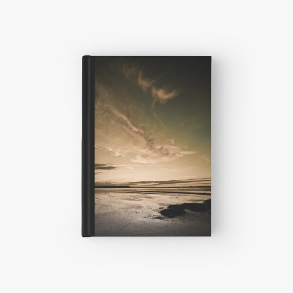 Autumn Tide Hardcover Journal