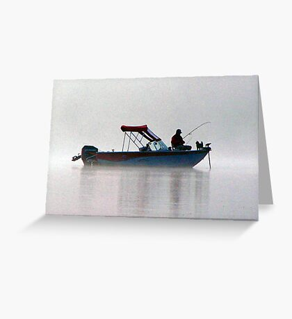 Have You Taken Your Boss Fishing Lately? Greeting Card