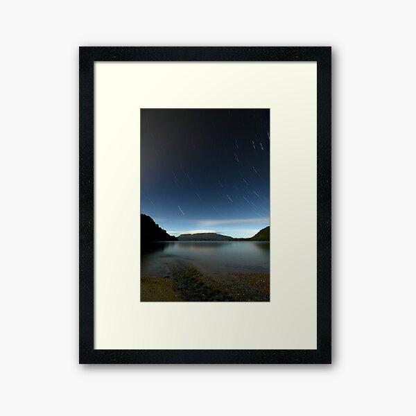 Stars Above  Framed Art Print