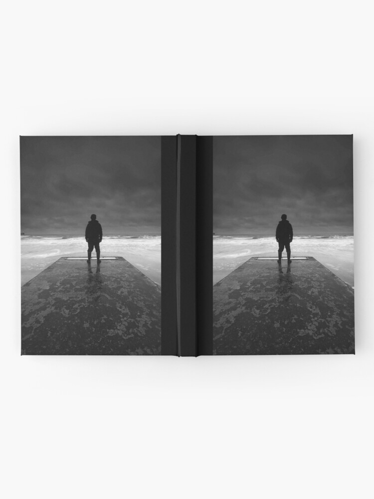Alternate view of The jetty Hardcover Journal