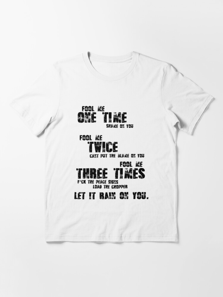 Alternate view of No Role Modelz - J. Cole Essential T-Shirt