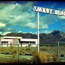 Amboy School by Mark Moskvitch